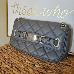 NWOT Michael Kors Hamilton Quilted Leather Purse